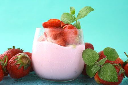 Strawberry Protein [Meal Replacement] Smoothie