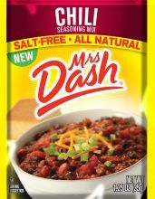 Mrs. Dash Chili (No Beans)