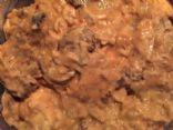 my Peanut Chicken (246g/Serving)