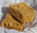 Nixie's Crunchy Peanut Butter Rice Krispies Treats!
