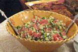 Summer Tomato Salad (Shirazi - Persian Salad)
