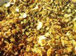 Gluten Free Nut Granola