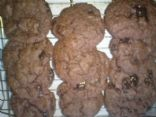 Dangerously Chocolatey Cookies