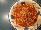 Moe's Barley Chili (Chicken or Mushroom)