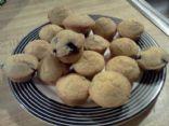 Sunny Blueberry-Corn Muffins