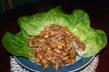 Chicken Lettuce Wraps (Dukan & Low Carb Friendly)
