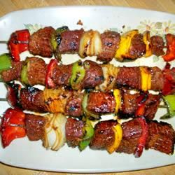 Turgloff Beef Kebab Recipe Sparkrecipes