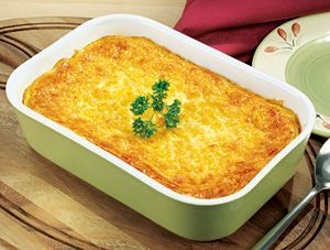 Southern Corn Pudding