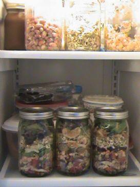 Sue's Salad in a Jar #1