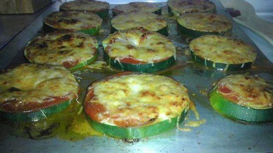 Zuccini Pizza