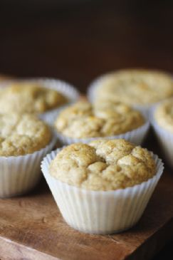 CLEAN Banana Protein Muffins