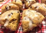 whole wheat chocolate orange scones