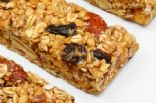 Cranberry Chocolate Almond Granola Bars