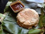 Malaysian-Style Pancake (Lempeng Kelapa)