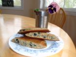 Simply Delicious Whole Wheat n' Flax Multigrain Blueberry Pancakes