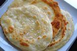 Paratas (Bangladeshi Flat Bread)