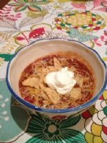Crockpot Bison Chili