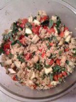 Stacey's Greek Couscous Salad