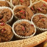 Paleo Power AHmazing Pumpkin-Cran Nut Muffins
