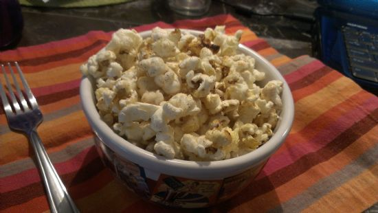 Cinnamon Sugar Kettle Corn (popcorn.org)
