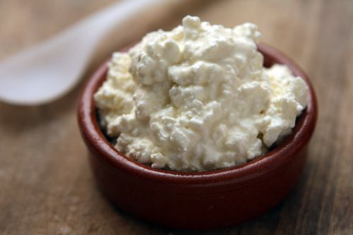 Quick Homemade Low Salt Cottage Cheese