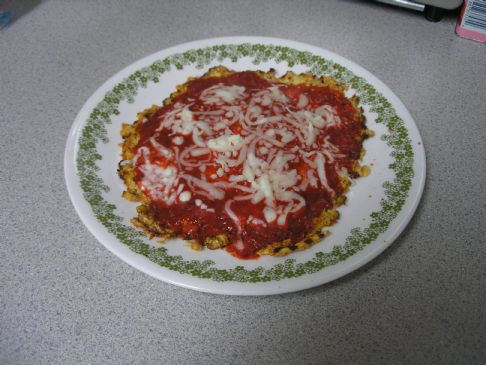 MF Cauliflower Pizza