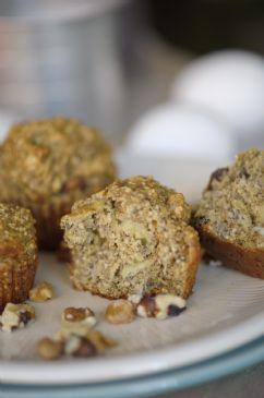 Denise's Banana Rice Muffins