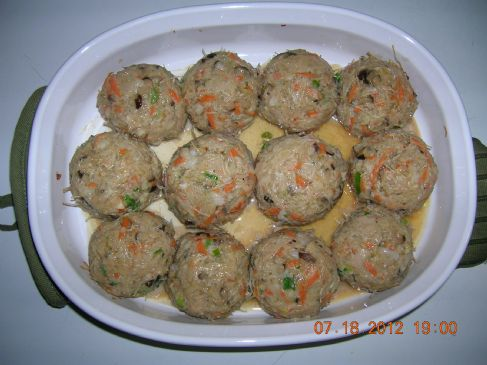 Chinese Meat Ball