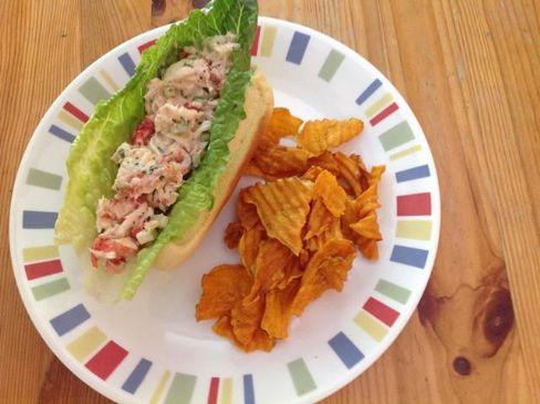 BREO Lobster Salad