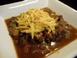 Delicious Uptown Down-Home Chili