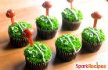 Astro-Turf Cupcakes