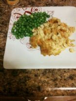 Lisa's Macaroni & Cheese with Tofu Sauce