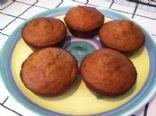 Pumpkin Pistachio Protein Muffins