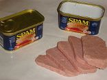 Spam & Cabbage