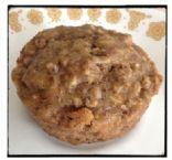 Vegan Banana Oatmeal Breakfast Muffins