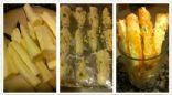 Parmesan Parsnip Crisps
