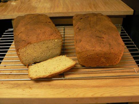 Honey Flax Bread