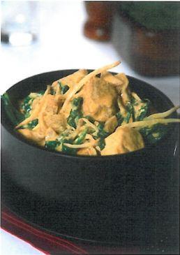 Chicken And Dressing Casserole
