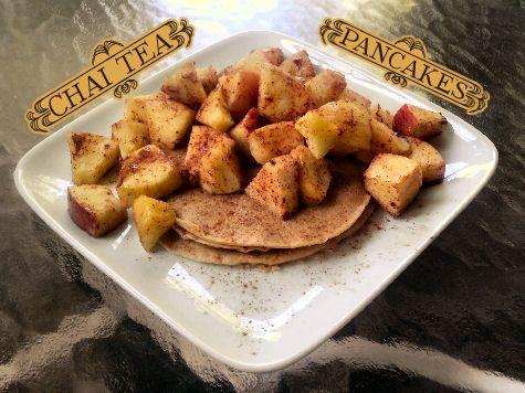 Single Serve Chai Pancakes