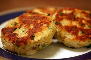 Fishcakes, Simple and Quick