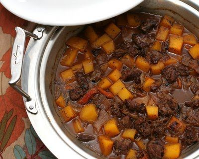 Crockpot Elk Water Stew