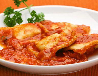 Chicken Ravioli