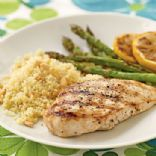 Lemon Grilled Chicken Breasts