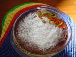 sour milk cake