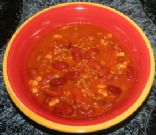 Connie's Homemade Chili (1 cup serving size calculated)