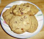 Nutty Chips Galore Cookie