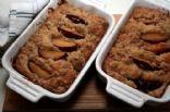 Guilt Free Apple Coffee cake