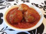 Weelicious Turkey Pesto Meatballs
