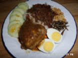 Homemade Nasi Lemak