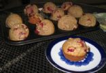 Cranberry Walnut WW Muffins (157cal)